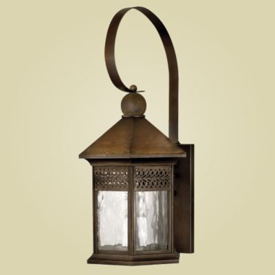Belfort Large 3-Light Outdoor Lantern