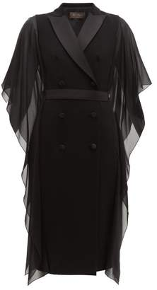 Max Mara Palomba Dress - Womens - Black