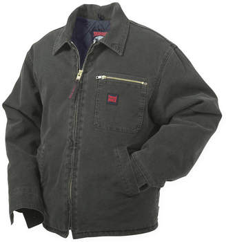 JCPenney Tough Duck Washed Canvas Work Canvas Jacket-Big & Tall