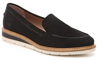 Tucker Adam By Me Too Amber Wedge Loafer
