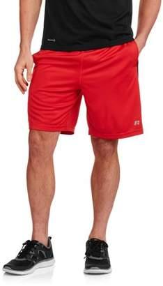 Russell Big Men's Polyester Interlock Short