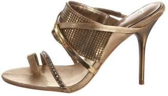 Bourne Gold Sandal