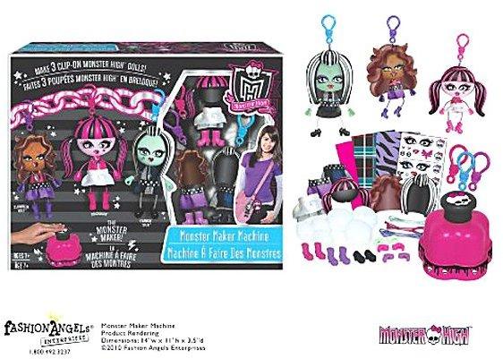 Fashion Angels Monster High Monster Maker Machine