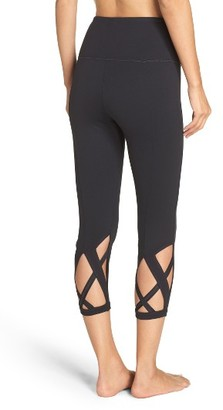 Women's Zella High Waist Camila Crop Leggings $65 thestylecure.com
