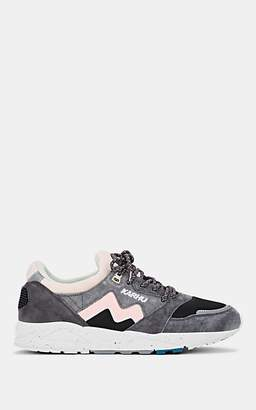 Karhu Women's Aria Suede Sneakers - Dark Gray