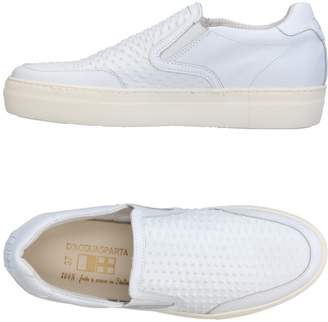 D'Acquasparta D'ACQUASPARTA Low-tops & sneakers - Item 11390297