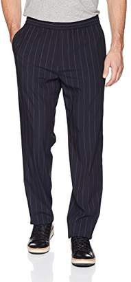 Theory Men's Graham Dashed Pinstripe Pants