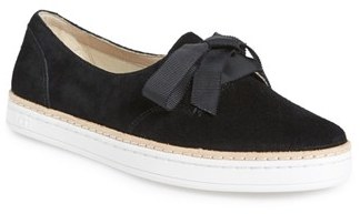 UGG ® 'Carilyn' Lace-Up Flat $109.95 thestylecure.com