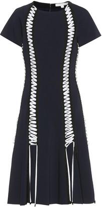 Jonathan Simkhai Dress with lace-up detailing
