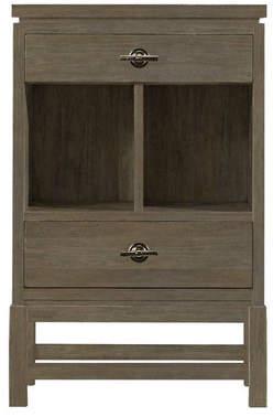Stanley Furniture Coastal Living by Resort 2 Drawer Nightstand
