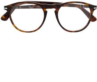 Persol round eyeglasses