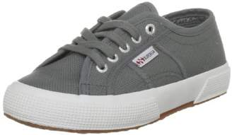 Superga Kids' 50-jcot Classic Low-Top Sneakers, (Grey Sage), 7UK