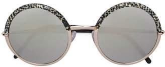 Cutler & Gross round polarized sunglasses