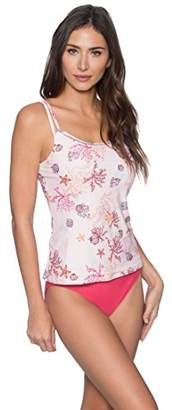 Sunsets Women's Taylor Tankini Top Swimsuit with Underwire