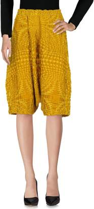 Issey Miyake 3/4-length shorts
