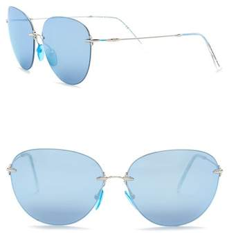 Christopher Kane Women's Metal 60mm Sunglasses