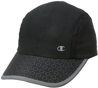 Champion Women's Active Run Hat with Detail Top Panel $25 thestylecure.com