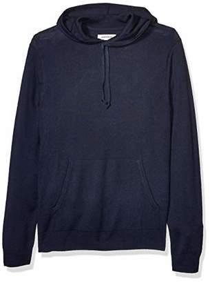 Goodthreads Amazon Brand Men's Merino Wool Pullover Hoodie Sweater