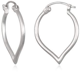 Satya Jewelry Womens Heart Earrings