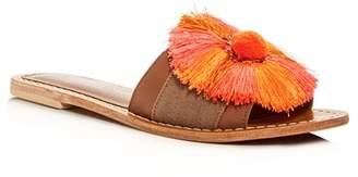 Kenneth Cole Women's Orton Embellished Slide Sandals