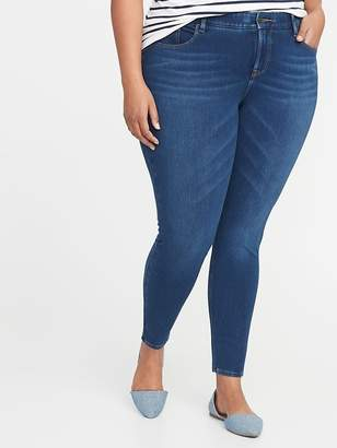 c2b50c01b02 Old Navy High-Rise Secret-Slim Pockets + Waistband Built-In Sculpt Plus