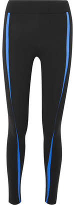 NO KA 'OI NO KA'OI - Ikena Kala Stretch Leggings - Black