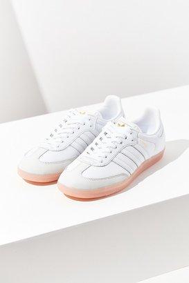 Adidas Originals Samba Pink Sole Sneaker $90 thestylecure.com