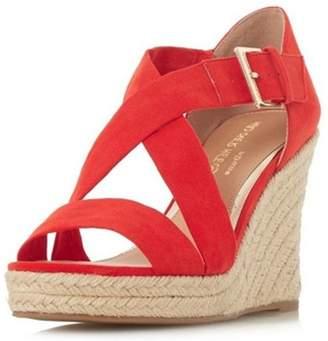 Dorothy Perkins Womens * Head Over Heels by Dune 'Kissimo'Ladies Wedge Sandals