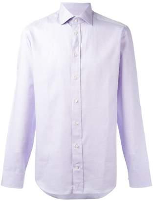 Armani Collezioni woven cotton shirt