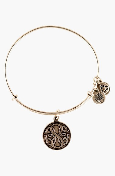 Alex and Ani 'Path of Life' Wire Bangle