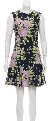 Rag & Bone Floral Mini Dress