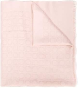 Salvatore Ferragamo monogram print scarf