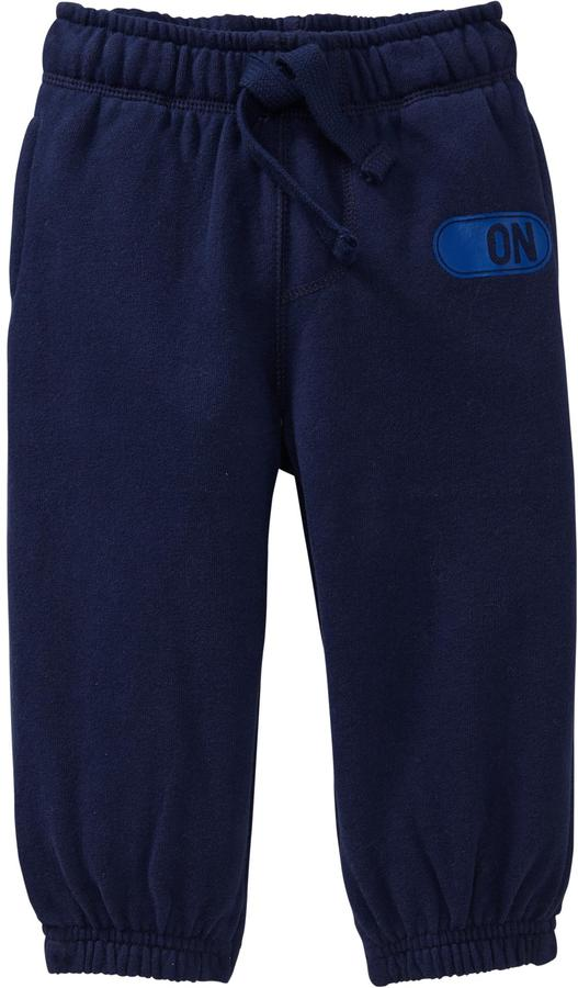 Old Navy Jersey-Fleece Pants for Baby