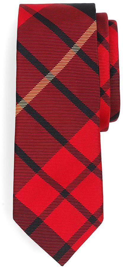 Brooks Brothers Tartan Tie
