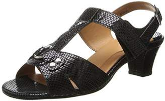Rose Petals Women's Lottie Sandal 8 WW (EE)