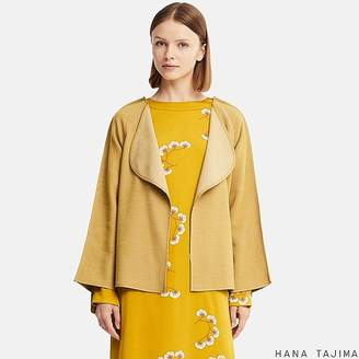 Uniqlo Women's Double Face Jacket (hana Tajima)