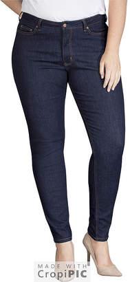 Dickies Perfect Shape Skinny Stretch Denim Jean - Plus