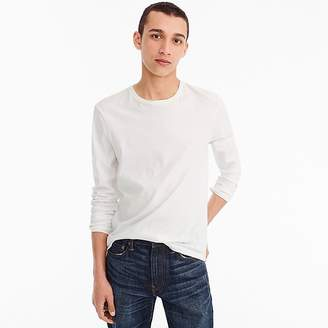 J.Crew Slim Mercantile Broken-in long-sleeve T-shirt