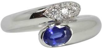 Bulgari White gold ring