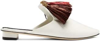 SANAYI 313 Carolsello multi-tassel slipper shoes