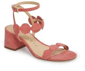 Sole Society Shea Block Heel Sandal