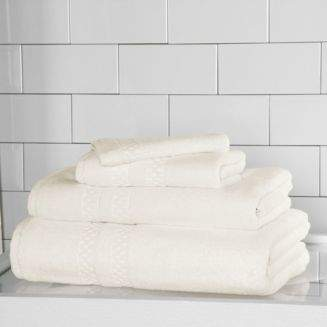 Frette Checkerboard Bath Sheet