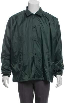 Yeezy Season 3 Invitation Coaches Jacket