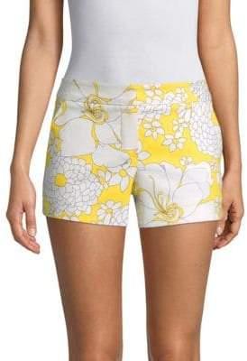 Trina Turk Corbin Floral Shorts