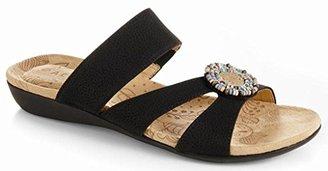 ACORN Women's Samoset Slide Sandal $55 thestylecure.com
