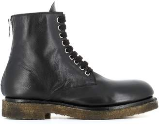 Rocco P. Lace-up Boots 7903
