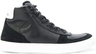 Stone Island high-top sneakers