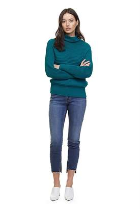 Country Road Oversized Turtle Neck