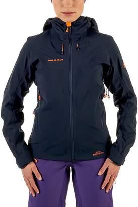 Mammut Nordwand Advanced HS Hooded Shell Jacket - Women's