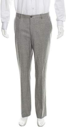 Shipley & Halmos Virgin Wool Houndstooth Pants